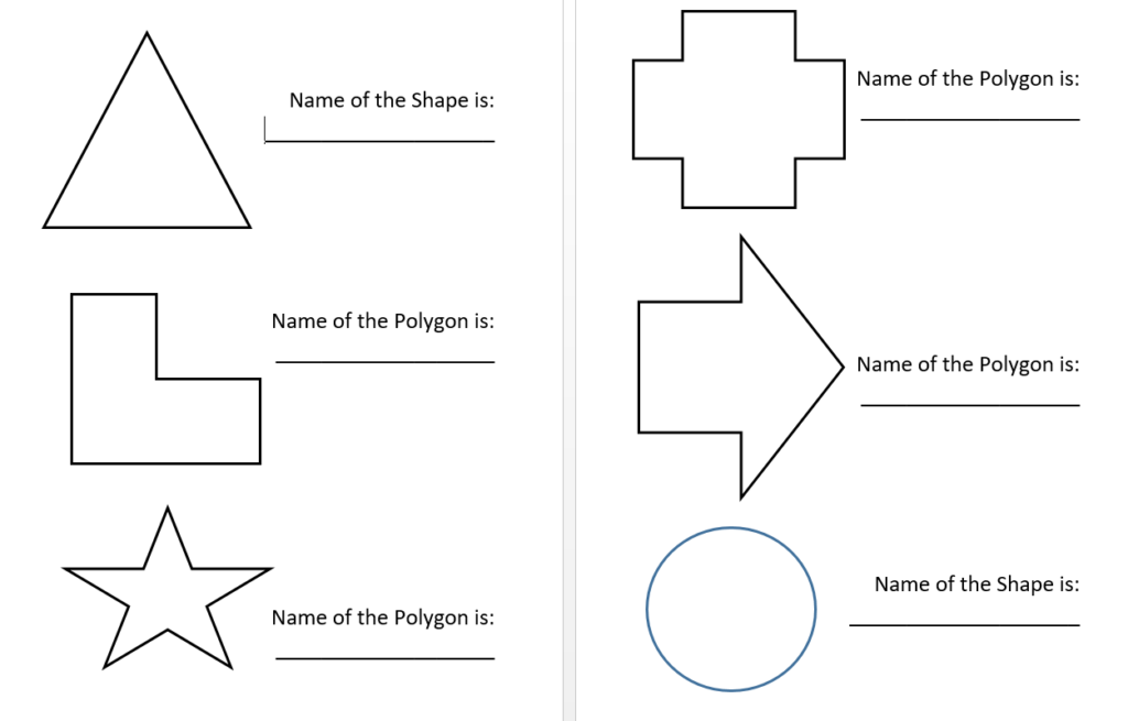 Polygons and Images